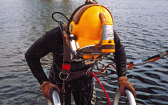 Simplified Bridge Diver
