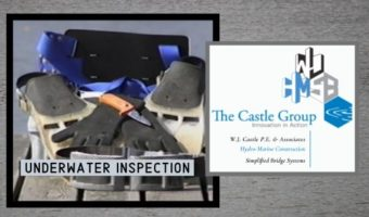 The Castle Group's Underwater Inspection, Design and Construction