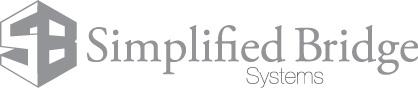 simplified bridge logo