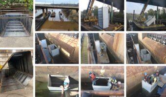 Gray's Ferry Bridge Over Schuylkill River - A Case Study